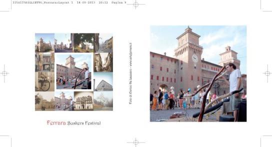 Ferrara 9-Biglietti con Busta