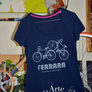 Tshirt, Ferrara Città delle Biciclette