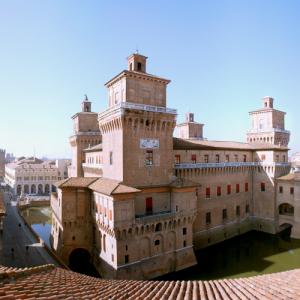 Ferrara, Il Castello 1