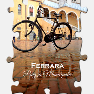 Magnete di Ferrara, Piazza Municipale