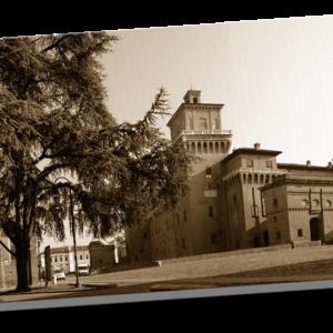 Ferrara, Il Castello Sepiata