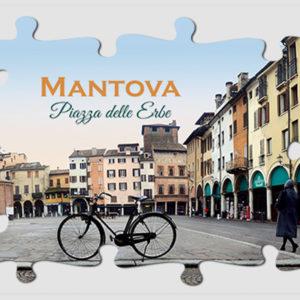 Magnete di Mantova Piazza Erbe