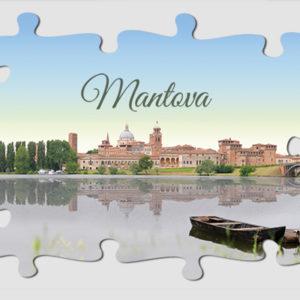 Magnete di Mantova Veduta dal Lago
