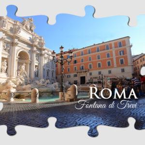 Magneti di Roma Fontana di Trevi