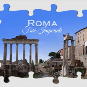 Magneti di Roma Foro Romano