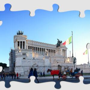 Magneti di Roma Altare della Patria