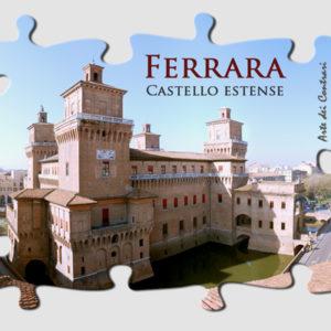 Magnete di Ferrara, Castello Estense