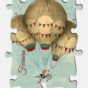 "Magnete di Ferrara ""Balloons Festival"""