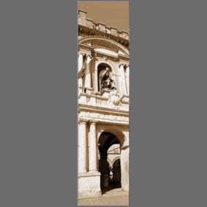 15×60 cm Bologna, scorcio da piazza maggiore