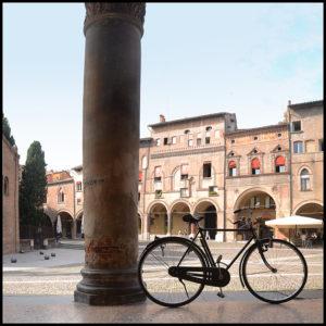 25×25 cm Bologna, Piazza delle Sette Chiese