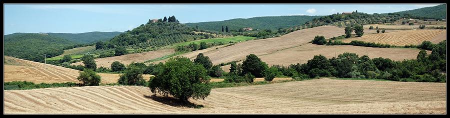 60×15 cm Toscana, Maremma