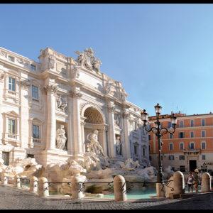 50×30 cm Fontana di Trevi
