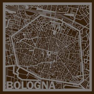 Mappa di Bologna