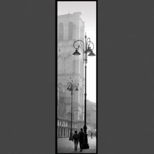 15×60 Scorcio romantico a Piazza Trento e Trieste.