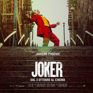 Locandina originale 33×70 cm film: Joker