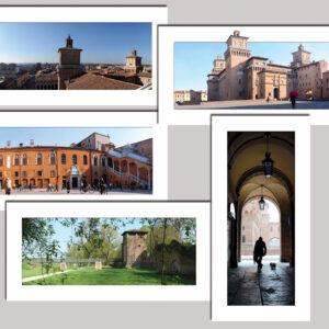 5 cartoline di Ferrara/2